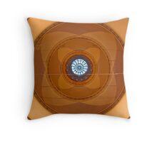 Circumference Throw Pillow