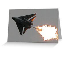 f111 dump n burn 3 Greeting Card