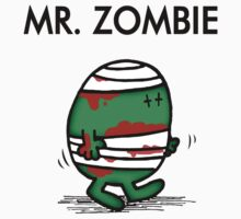 MR. ZOMBIE by ToneCartoons