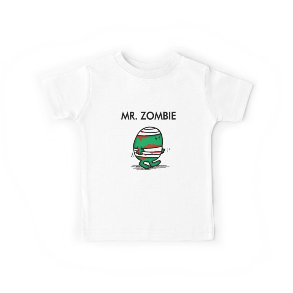 MR. ZOMBIE by ToneCartoons