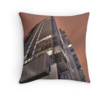 Bullet In The Sky Throw Pillow