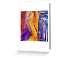 Just as I Am . Greeting Card