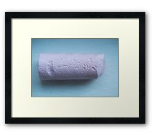 Day 130 - pink Framed Print