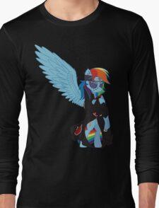 Akatsuki Rainbow Dash Long Sleeve T-Shirt