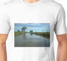Water channel Unisex T-Shirt