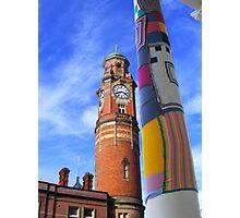 Cosy Columns 10 Photographic Print