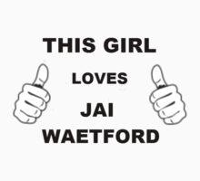 This Girl Loves Jai Waetford by PerthWaetforder
