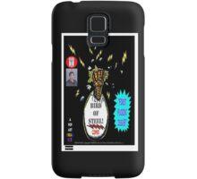 Bird of Steel Comix Cover - Red Bubble -NEW  UNDERGROUND POP ART SERIES! Samsung Galaxy Case/Skin