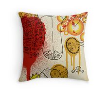 The other crazies Throw Pillow