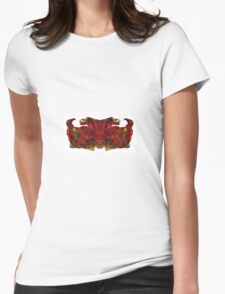 A ME STING AGAIN Womens Fitted T-Shirt