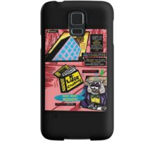 Bird of Steel Comix - Page #3 of 8 (Red Bubble POP-ART COLLECTION SERIES)   Samsung Galaxy Case/Skin