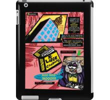 Bird of Steel Comix - Page #3 of 8 (Red Bubble POP-ART COLLECTION SERIES)   iPad Case/Skin