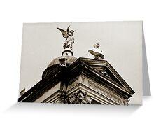 La Recoleta Buenos Aries Greeting Card