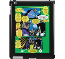 Bird of Steel Comix – # 6 of 8 -  (Red Bubble POP-ART COLLECTION SERIES)  iPad Case/Skin