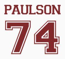 Paulson Varsity by SoTumblrrr