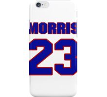National football player Mercury Morris jersey 23 iPhone Case/Skin