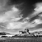 Eilean Donan Castle, Scotland by Justin Foulkes