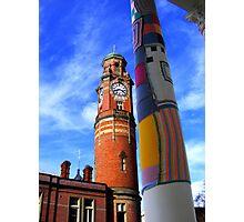 Cosy Columns 5 Photographic Print