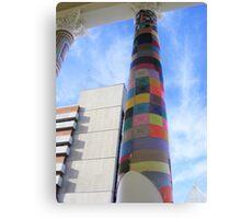 Cosy Columns 9 Canvas Print