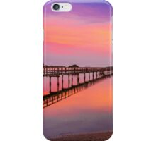 Urunga Sunset  iPhone Case/Skin