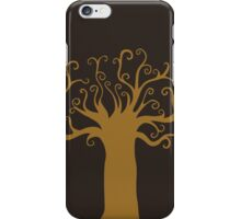 The music tree iPhone Case/Skin