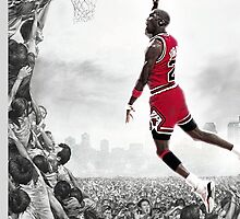 MJ - Taking Flight by mysports