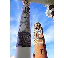 Cosy Columns 8 Photographic Print