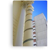 Cosy Columns 11 Canvas Print