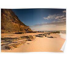 Turimetta Beach Poster