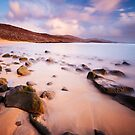 Nisabost, Isle of Harris by Justin Foulkes