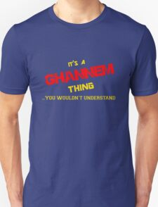 It's a GHANNEM thing, you wouldn't understand !! T-Shirt