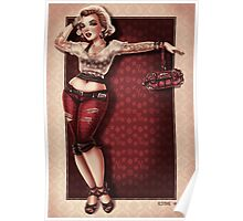 Classic Marylin  Poster