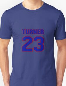 National football player Marcus Turner jersey 23 T-Shirt