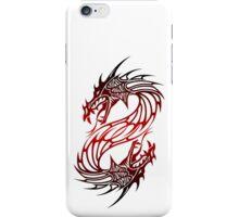 Dragon case - White iPhone Case/Skin