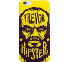 Hipster Trevor iPhone Case/Skin