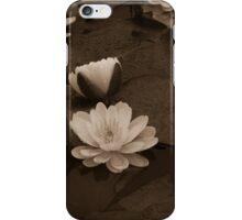 Sepia II iPhone Case/Skin