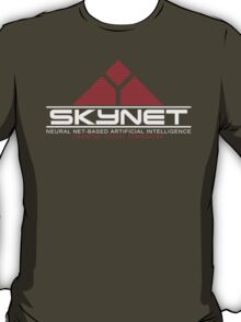 Skynet - Neural Net-Based Artificial Intelligence T-Shirt