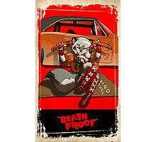 """death proof"" Photographic Print"