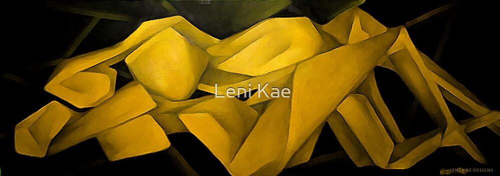 Passion's Yellow by Leni Kae