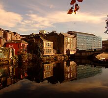 Reflections of Cork by mikeloughlin