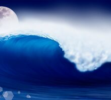 Moonlight Wave by ShaneMartin