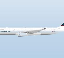 Wings In Uniform - A330 - Cathay Pacific Airways by nADerL