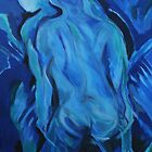 Blue Nude by Kenart