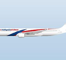 Wings In Uniform - A330 - Malaysia Airlines by nADerL