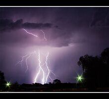 Coolgardie Lighting by Daniel Fitzgerald
