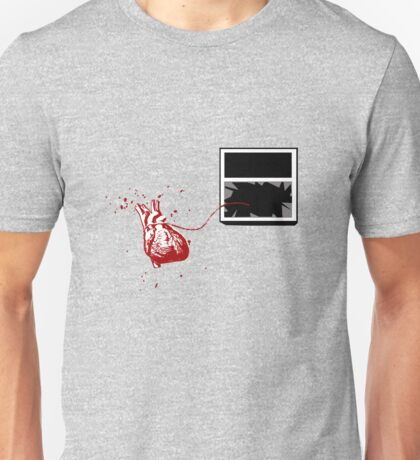 Broken Heart Theory (After Banksy) T-Shirt
