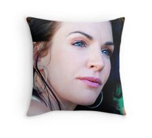Leanne #6 Throw Pillow