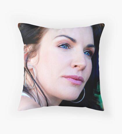 Leanne #6 Throw Pillow