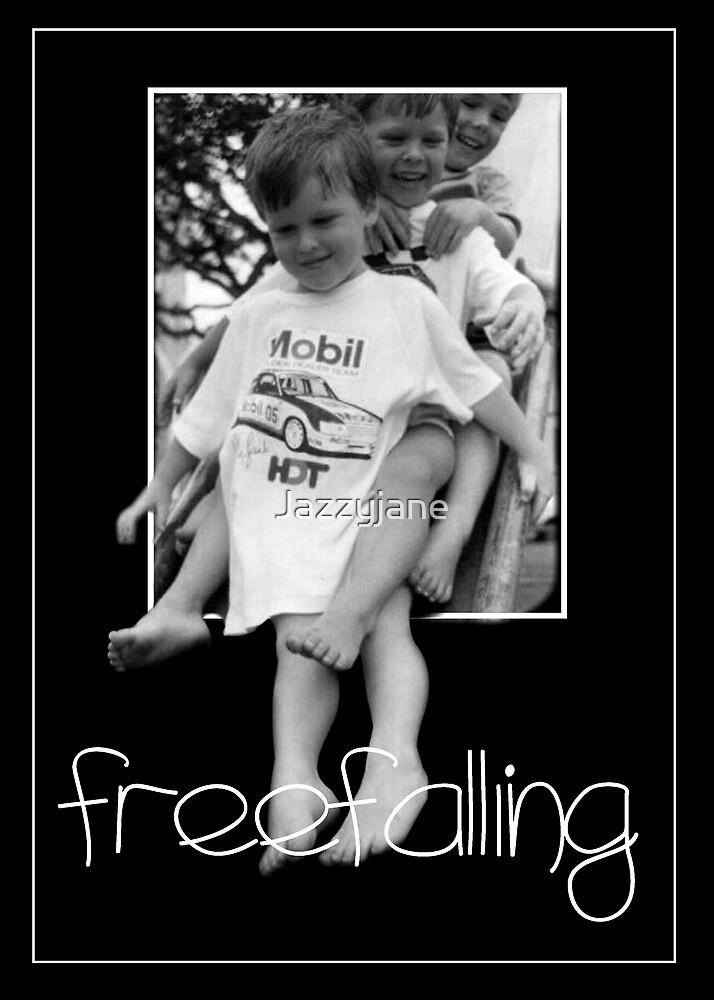 Freefalling by Jazzyjane
