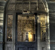 Door to decay by Richard Shepherd